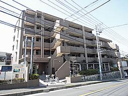 北寺尾大滝マンション[4階]の外観