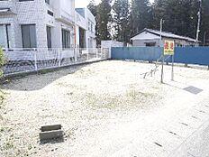敷地面積はゆったり約35坪です。