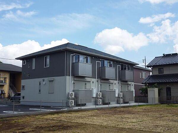 アクシア 2階の賃貸【茨城県 / つくば市】