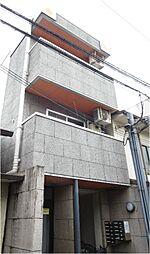 京都府京都市下京区猪熊通八条坊門下る上夷町の賃貸マンションの外観