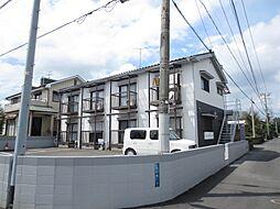 鹿児島県霧島市国分野口町の賃貸アパートの外観