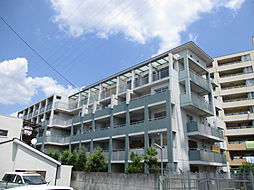 大阪府寝屋川市萱島南町の賃貸マンションの外観