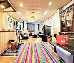 阿倍野区共立通1丁目 中古戸建 2LDKの居間