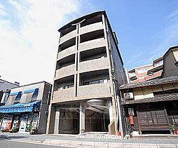 京都府京都市中京区東堀川通二条上る九町目の賃貸マンションの外観