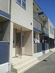 香川県丸亀市土器町北2丁目の賃貸アパートの外観