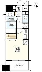 プラティーク三軒茶屋[3階]の間取り
