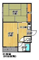 片町線 四条畷駅 徒歩19分