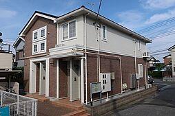 埼玉県春日部市粕壁東4丁目の賃貸アパートの外観