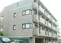 東京都板橋区三園1丁目の賃貸マンションの外観