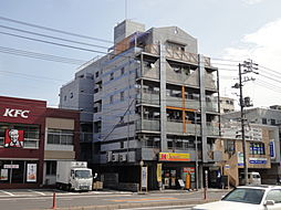 広島県広島市南区東雲2丁目の賃貸マンションの外観
