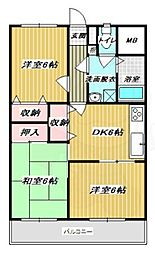 西新駅 7.5万円