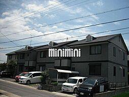 マロンベルA棟[2階]の外観