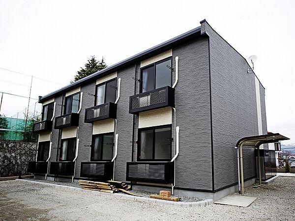 レオパレスジュネスII 1階の賃貸【兵庫県 / 神戸市北区】
