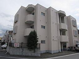 ファミールマンション[3階]の外観