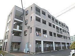 東京都青梅市友田町3丁目の賃貸マンションの外観