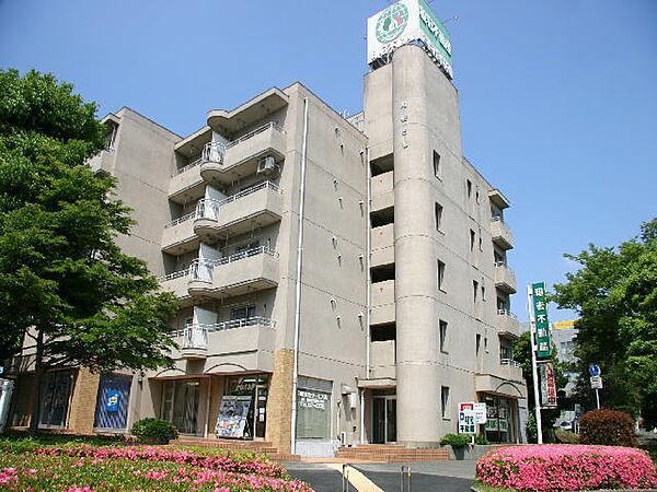 茨城県つくば市竹園2丁目の賃貸マンション
