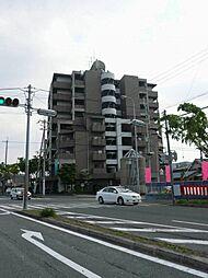 エスク・ドーム 島之内2 吉田7分[7階]の外観