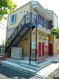 ユナイト 天王町リボンヌ[2階]の外観