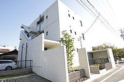 愛知県名古屋市緑区潮見が丘2丁目の賃貸マンションの外観