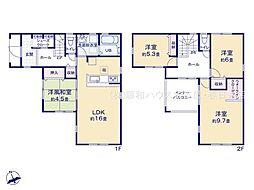 名古屋市天白区中平5丁目 1号棟 新築一戸建て