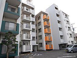 菊ヶ丘ハイツ[106号室]の外観