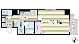 MASON YUKI[301号室]の間取り