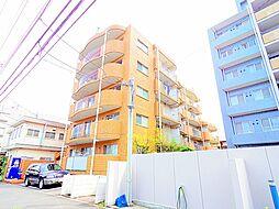 東京都小平市学園西町1丁目の賃貸マンションの外観