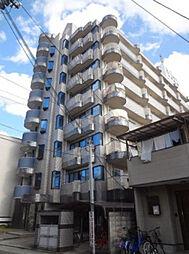 ロータリーマンション八雲西町[7階]の外観