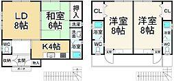 東福寺駅 5,500万円