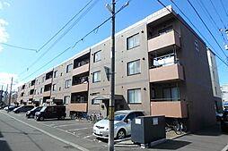 フラッツB・O[2階]の外観