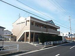 サンハイムKAZU[101号室]の外観
