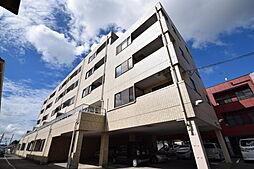 栃木県宇都宮市北若松原1丁目の賃貸マンションの外観