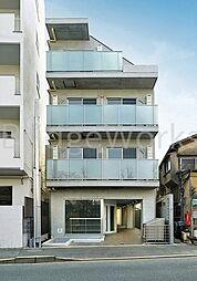 東京都中野区新井4丁目の賃貸マンションの外観
