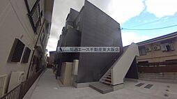 マーリエ長瀬[1階]の外観