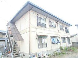 岡山県岡山市南区築港緑町1丁目の賃貸アパートの外観