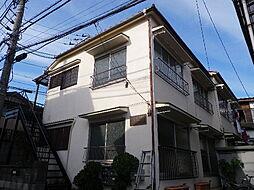 東京都杉並区和田1丁目の賃貸アパートの外観
