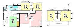 安茂里駅 1,698万円