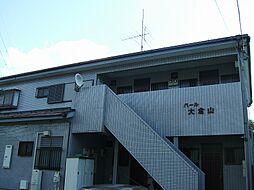 パール大倉山[202号号室]の外観