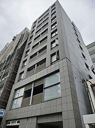 東京都千代田区岩本町3丁目の賃貸マンションの外観