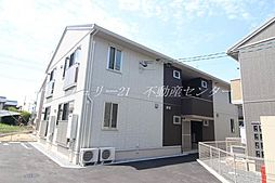 JR津山線 法界院駅 徒歩10分の賃貸アパート