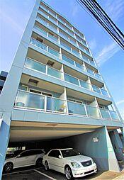 ロイヤルアネックス連坊[6階]の外観