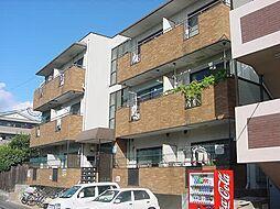 京都府京都市伏見区桃山水野左近東町の賃貸マンションの外観