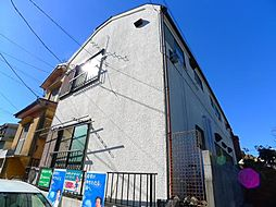 コーポ桜井[102号室]の外観