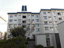 兵庫県神戸市須磨区高倉台6丁目の賃貸アパートの外観