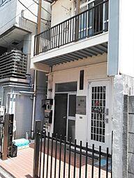 東京都文京区本郷5丁目の賃貸アパートの外観