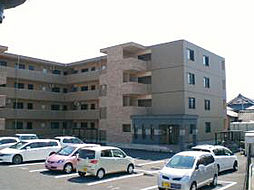 新潟県新潟市江南区曽川の賃貸マンションの外観