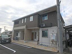 愛知県高浜市二池町3丁目の賃貸アパートの外観