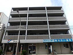 大阪府堺市北区百舌鳥赤畑町4丁の賃貸マンションの外観