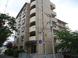 リバーコート三田[602号室]の外観
