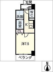 仮)泉3丁目PJ[10階]の間取り